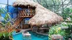 50 Amazing Tropical Pools Design Ideas