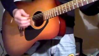 Yamaha F-310 TBS (Tobacco Sunbrust) Acoustic Guitar sample