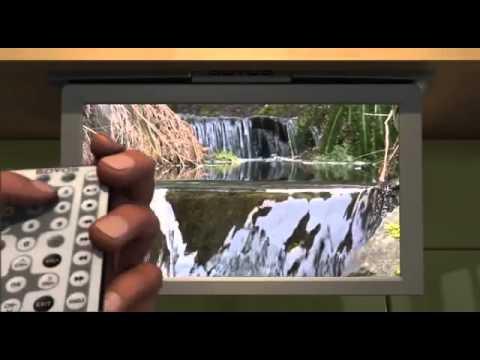 Sovos SVKTV15 15.6 HD-Ready Flip-Down Freeview TV & DVD Player
