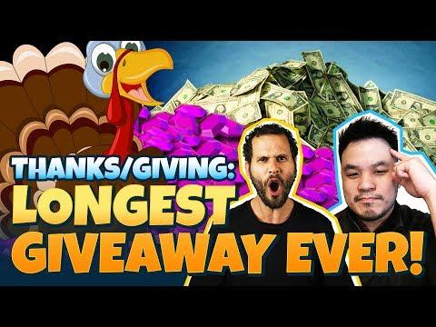 Month-Long Castle Clash Giveaways... DON'T MISS OUT!