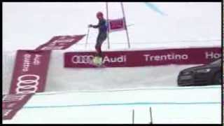 BODE MILLER 360 TRICK ON THE RACE - Alpine RockFest AWESOME