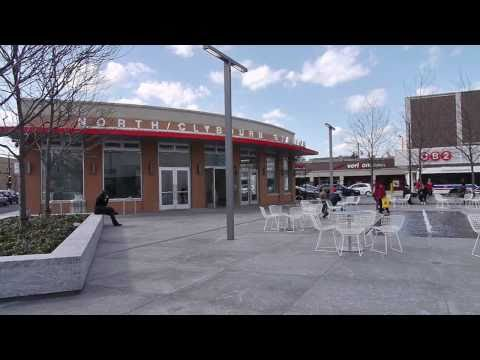 Riding the Red Line: The North / Clybourn station ...