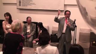近衛麗衣 インタビュー 新規事業計画発表 バースデーパーティ 2014...