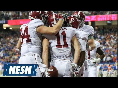 Alabama Wins The SEC Championship Game
