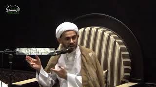 الشيخ علي مال الله - أيهما أفضل تربة قبر الحمزة عليه السلام أو الإمام الحسين عليه السلام