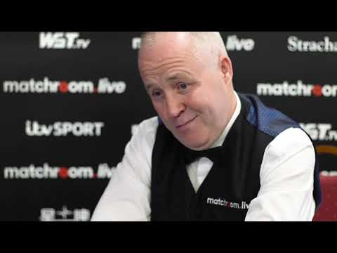 Higgins Makes 12th Career 147 In First Round Victory Over Ursenbacher | Matchroom.Live British Open