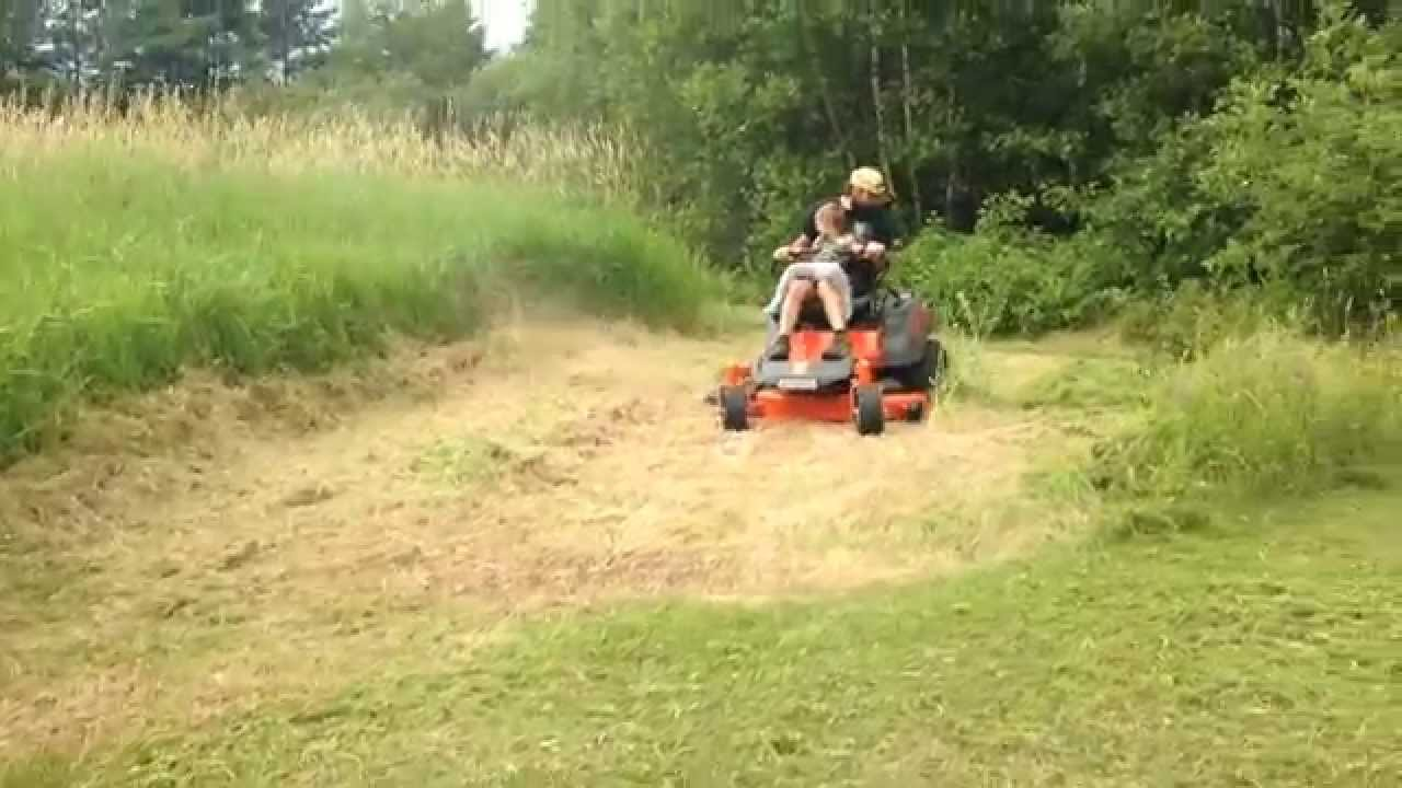Husqvarna Rz 246 46'' Zero Turn Mower 2015