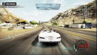 Need For Speed Hot Pursuit /// Spoilt For Choice 3.25.28 WR (Consoles)