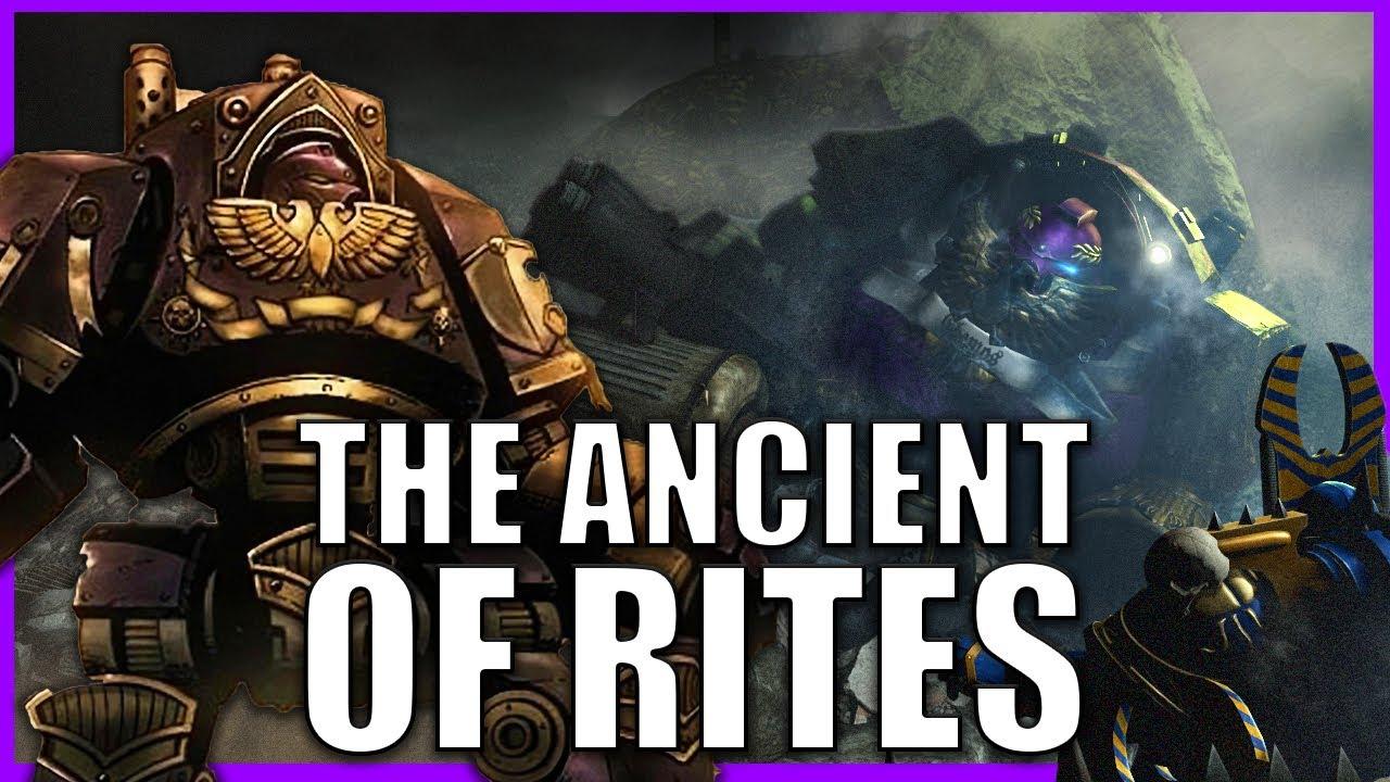 Rylanor The Unyielding EXPLAINED By An Australian | Warhammer 40k Lore