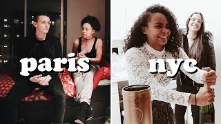 NEW YEAR'S EVE | PARIS vs. NYC