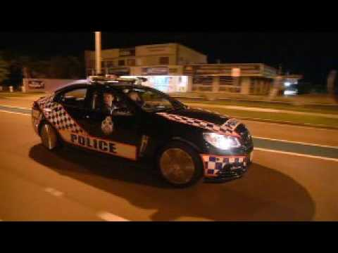 TCAD - ABC News  with Rapid Action and Patrols police squad