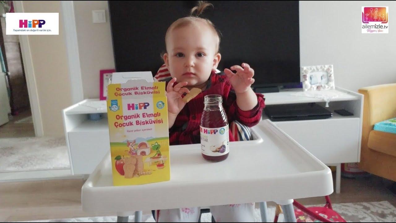 Anne tavsiye videosu: HİPP - Mayıs 2018