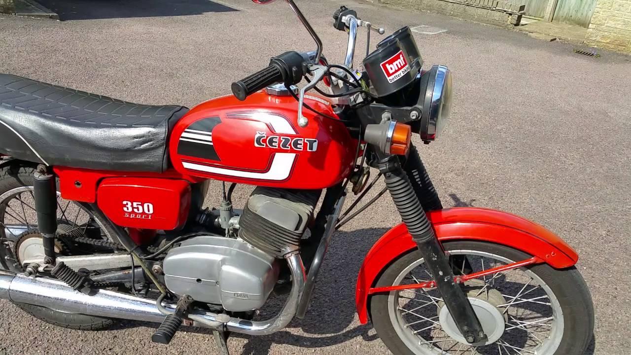Jawa Cz 350 type 472 -...