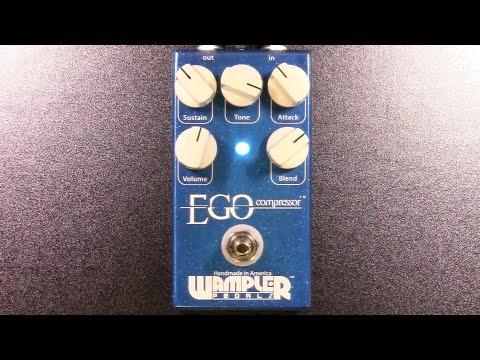 Wampler Ego Compressor Review - BestGuitarEffects.com
