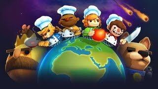 Overcooked 2 Stream With Friends - MORE CHAOS!