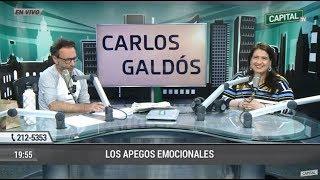 LOS APEGOS EMOCIONALES - CAPITAL TV CON CARLOS GALDOS | ROSA MARIA CIFUENTES
