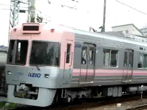 京王電鉄1000系(1・2次車)(サーモンピンク色) 普通 井の頭線