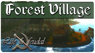 Life Is Feudal: Forest Village Gameplay | Comfy Life | Let's Play Forest Village Part 1