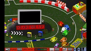 Race Mania (Championship: Chicken Ride) (Tangor) (MS-DOS) [1996] [PC Longplay]
