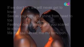 Falz ft Simi- chemistry (Lyrics)
