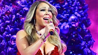 10 Times Mariah Carey Hit Notes IDENTICAL To The Studio Version Live! (2010s)