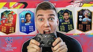 FUT DRAFT GRUPNE FAZE LIGE PRVAKA CHALLENGE !! FIFA 20