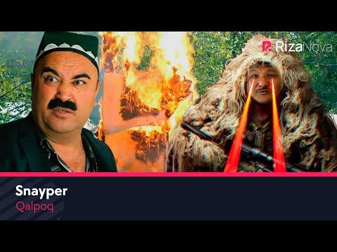 Qalpoq - Snayper | Калпок - Снайпер (hajviy ko'rsatuv)