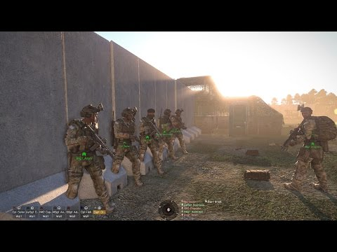ArmA 3 -2nd Marine Special Operations Battalion- (Operation Direct Current) 4-18-15