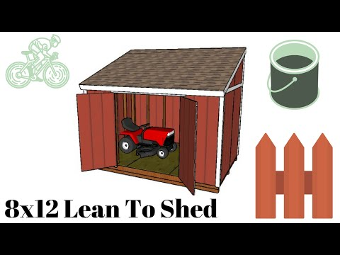 8x12-lean-to-shed-plans