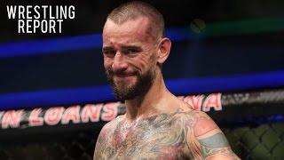 "CM Punk WILL NOT Fight in UFC Again, TNA ""Self-Destructing""   Wrestling Report"