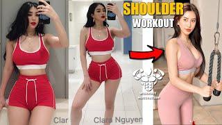 BEST Shoulder Workout for Women BUILD SEXY SHOULDERS