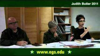 Judith Butler, Avital Ronell and Laurence Rickels. Bringing Down Metaphysics. 2011