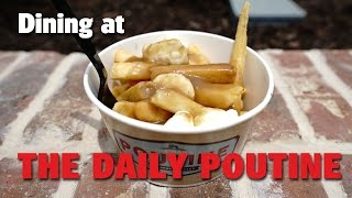 New Dining at The Daily Poutine at Town Center | Disney Springs