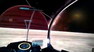 Elite Dangerous Rare Things - Rotating Asteroid Belt!