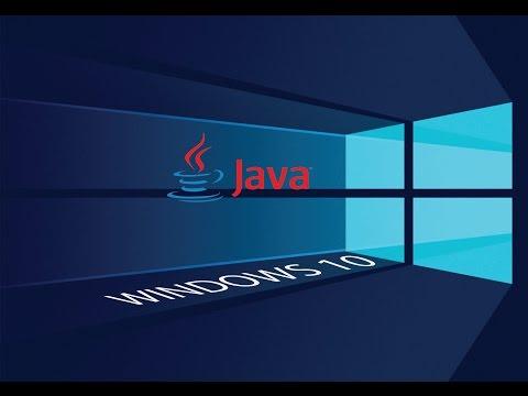 Hướng Dẫn Cài đặt Java Và Cấu Hình Java Cho Windows 10