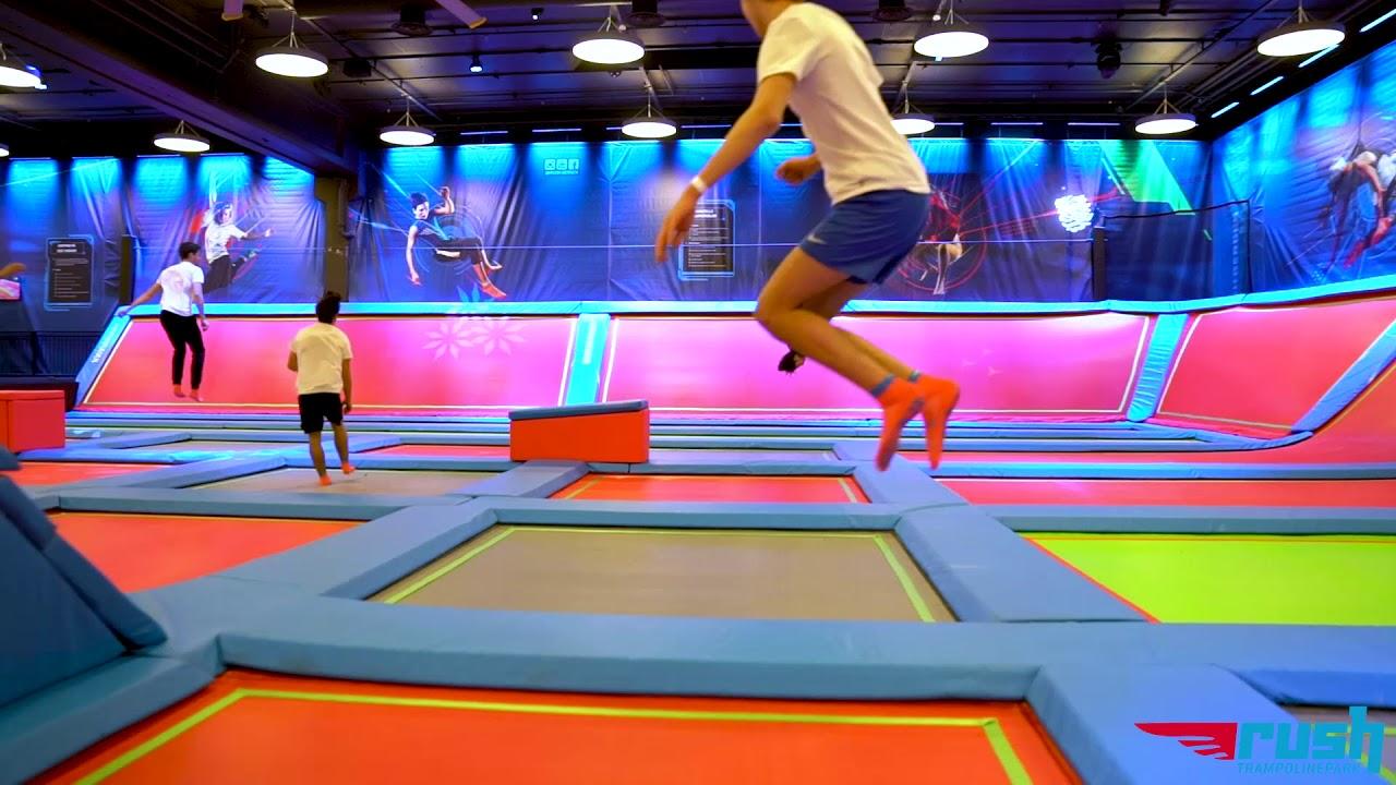 trampoline kolbotn