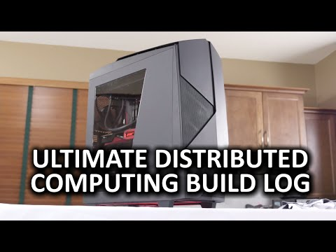 ULTIMATE Distributed Computing Build Log