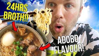 How To Make Filipino Ramen Yummy CH Adobo Flavor