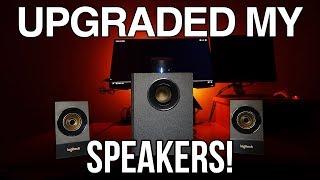 Logitech Z533 Review - Best Speakers I Own!