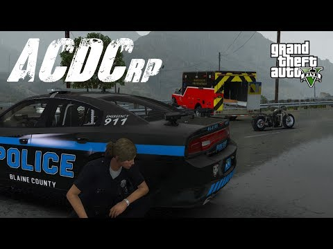 GTA 5 ACDCrp - Episode 23 - Survive the Night. (LEO)