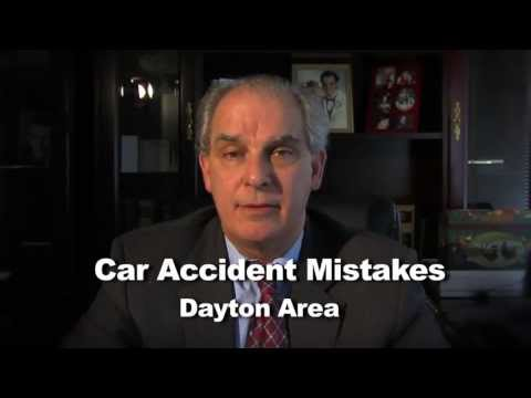 Dayton Auto Accident Lawyer Gives Mistakes to Avoid for Your Insurance Settlement
