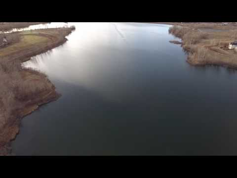 Quincy Reservoir Waypoint Mission with Phantom 3 Standard