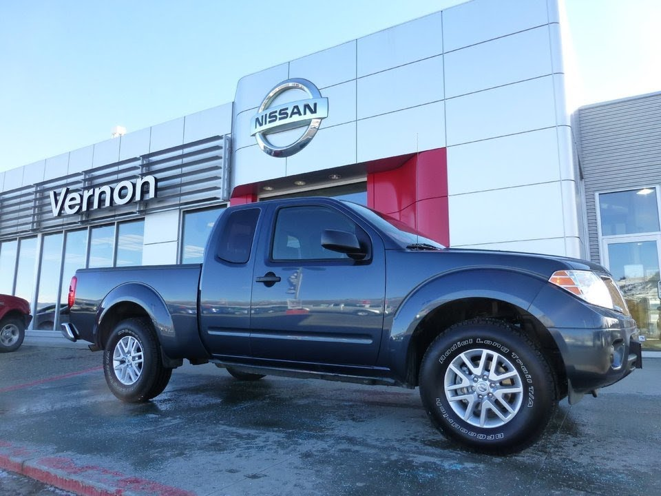 New 2014 Nissan Frontier SV King Cab 25 726 **SOLD**   YouTube