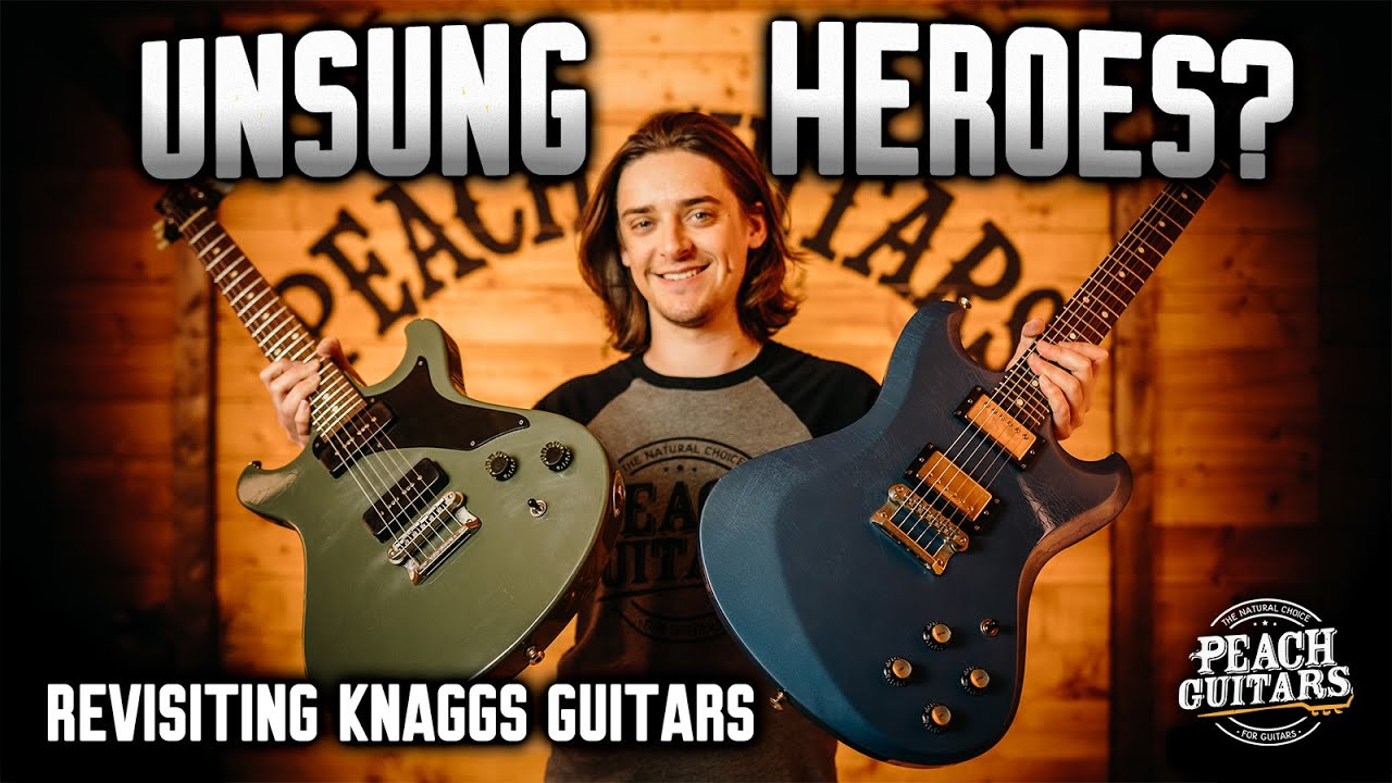 Are Knaggs Guitars the ultimate UNSUNG HEROES?