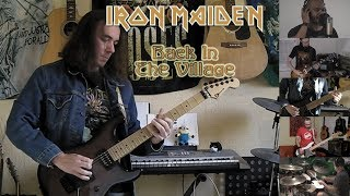 Iron Maiden - Back In The Village full cover collaboration