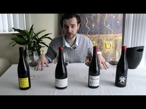 Wine Expert tastes French Wine: A range of Beaujolais Cru wines