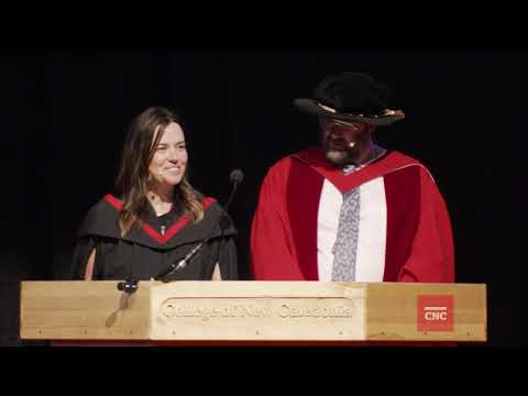 College of New Caledonia Convocation 2019