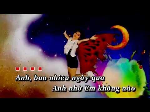[Video Karaoke]Hoàng Tử của lòng em - Vy Thúy Vân
