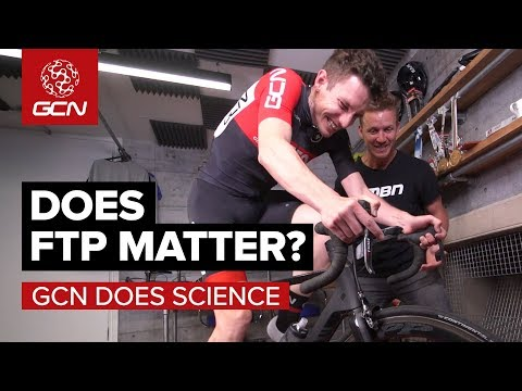 Functional Threshold Power: Does It Really Matter? | GCN Does Science