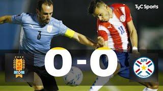 Uruguay 0-0 Paraguay | Eliminatorias a Qatar 2022 - Fecha 7